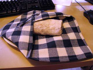 Natalie's burrito trials
