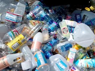 Colectare deseuri mase plastice bihor